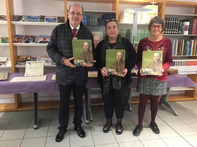 La bibliothèque Tommaso Prelà a présenté jeudi son riche catalogue