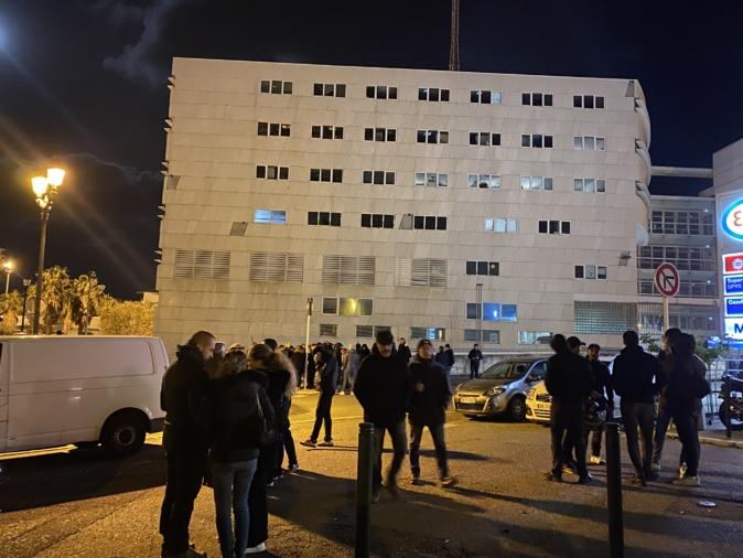 Bastia : nouveau rassemblement de soutien aux jeunes interpellés