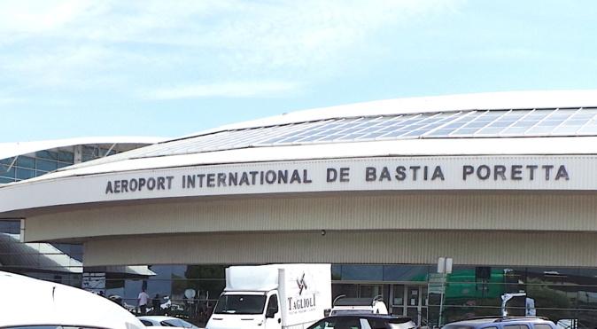 Tempête  : Vols annulés à l'aéroport de Bastia-Poretta, à Ajaccio et Figari