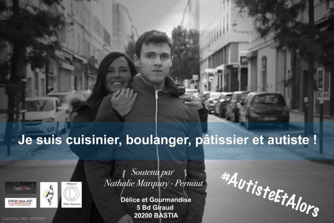 Employabilité des autistes : une campagne poignante sur les bus bastiais