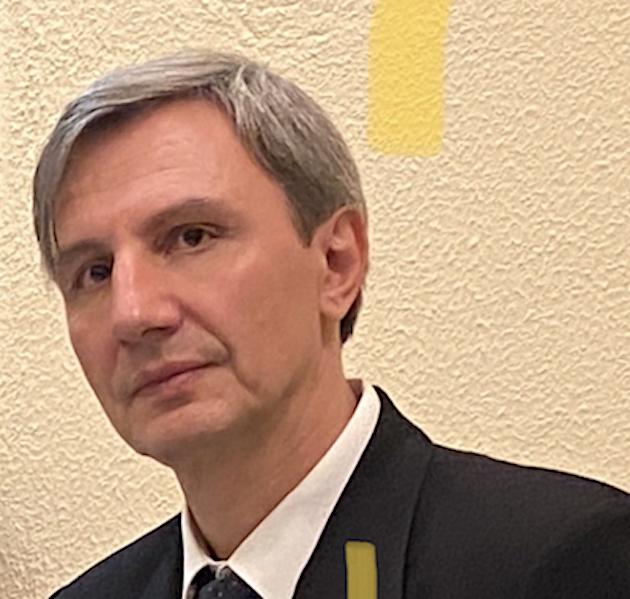 Christian Mendivé, directeur académique des services de l'éducation nationale de Haute-Corse