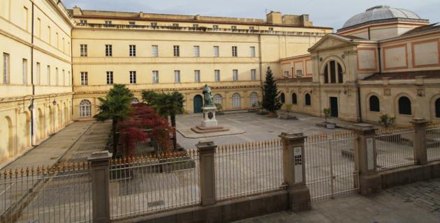 """Ajaccio : le Palais Fesch - musée des beaux-arts a reçu le Prix """"Osez le musée"""""""