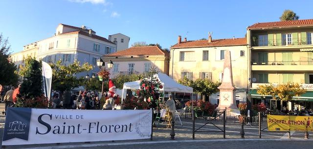 Tocc'à Voi. Téléthon à Saint-Florent :  Merci à toutes et à tous pour votre générosité!