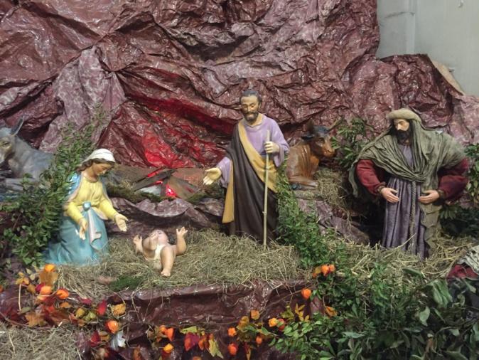 La Nativité à Bastia