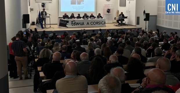 """Femu a Corsica après l'attentat de Bonifacio : """"Seule la démocratie, comme méthode et comme objectif…"""""""