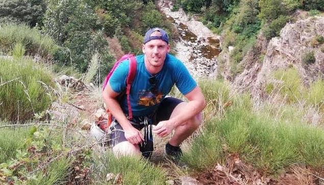 Kevin Vannesre, 30 ans disparu en Corse depuis le 16 septembre 2018