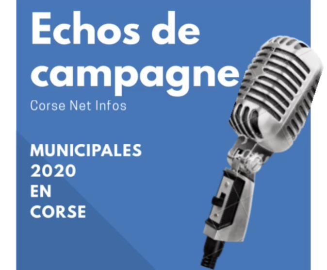Municipales 2020 : échos de campagne du 13 Janvier