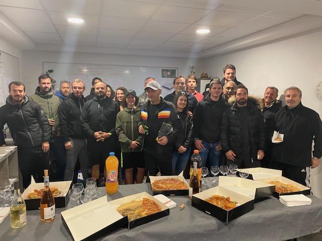 La remise des prix a conclu le tournoi d'hiver du RCPV la joie des porto-vecchiaises après leur succès sur Boulogne