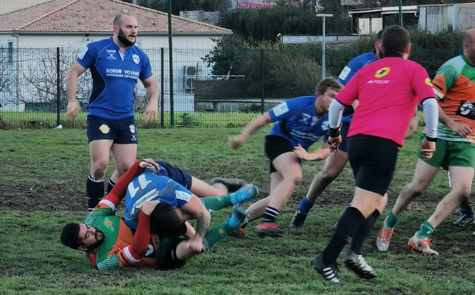 Rugby-3e série : Bastia XV domine Argens (81-5)