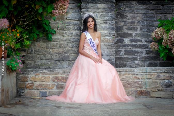 Votez pour Bruna Barros qui représentera la Corse pour la finale nationale de Miss 15-17 ans
