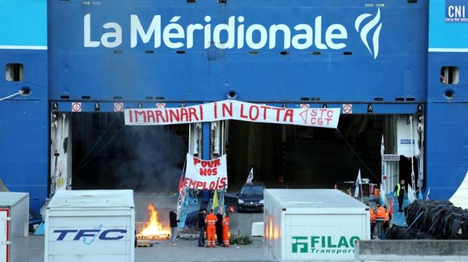 "Jean-Martin Mondoloni : ""l'Exécutif nationaliste bouleverse les modalités de desserte maritime de la Corse"""