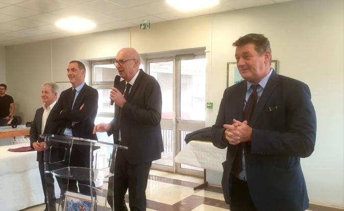 """Présentation des vœux à l'hôpital de Bastia : """"Une année de combat mais une année charnière"""""""