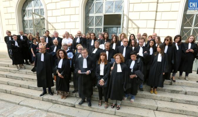 Réforme des retraites : les avocats d'Ajaccio prolongent leur grève jusqu'au lundi 27 janvier
