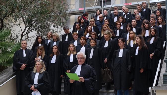 Bastia : les avocats poursuivent la grève