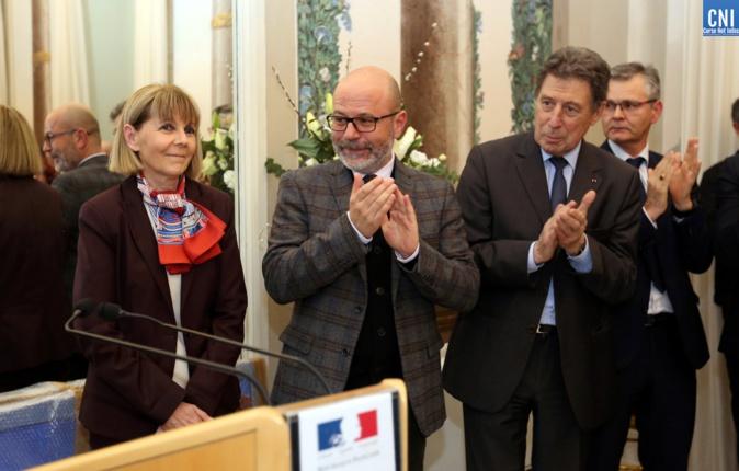 Les adieux de Josiane Chevalier à la Corse : l'émotion au rendez-vous