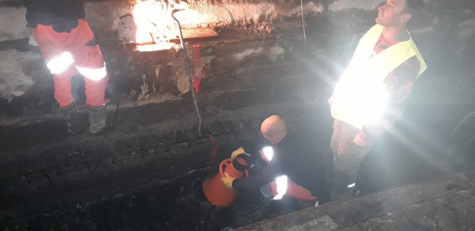 Bastia : Le tunnel demeure fermé