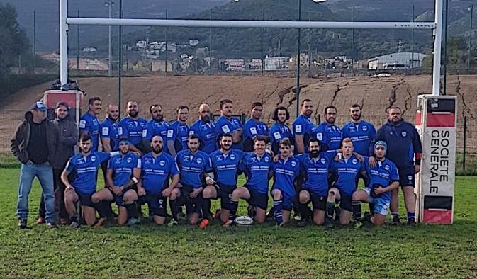 Rugby : vainqueur à Ollioules, Bastia XV conforte sa première place