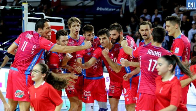CEV : le GFCA domine le Mladost Brcko 3-1