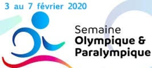 C'est la semaine olympique et paralympique pour 1350 élèves de Haute-Corse