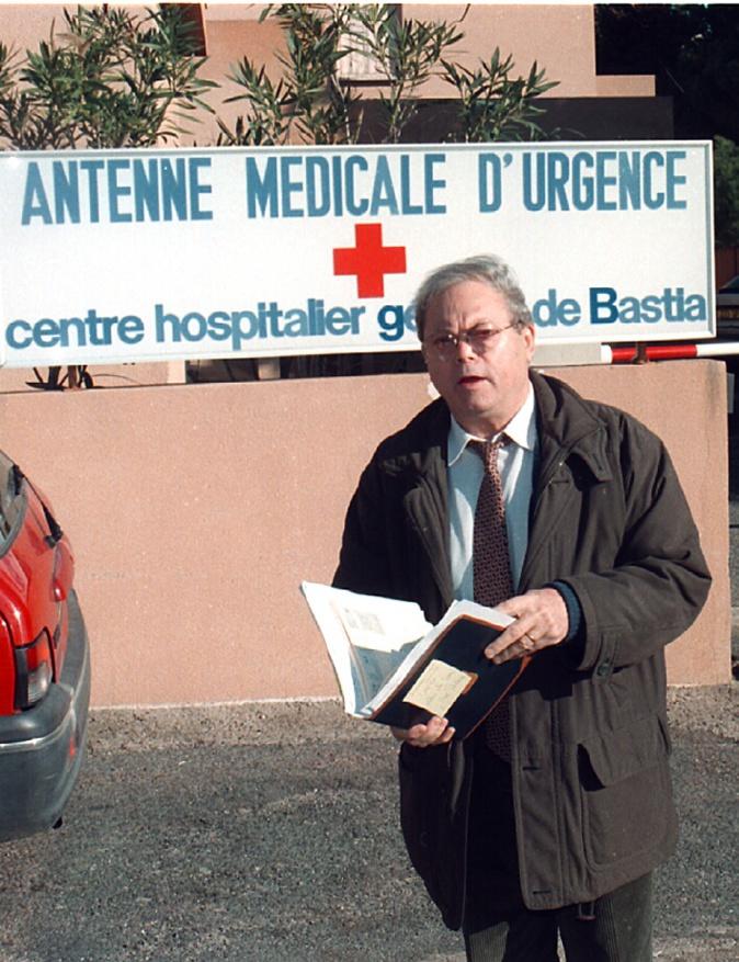Décès de Gilbert Billon, ancien maire de Cateri, président honoraire de l'association des maires de Balagne