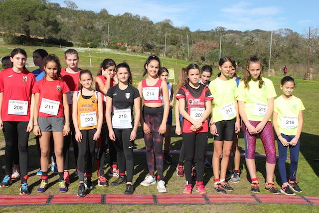 Cross-country : Les championnats de Corse à Porto-Vecchio