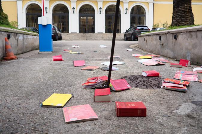 Grève des avocats : à Ajaccio, la justice au ralenti