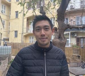 Jacques, 31 ans, trésorier d'une association bastiaise et résident du quartier Vieux Port.