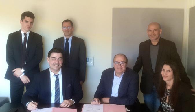 Bastia : un prêt de 4,3 millions d'euros accordé à Acqua Publica
