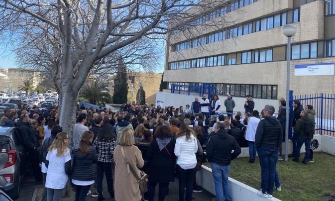 Infirmiers libéraux en colère : 1200 emplois menacés en Corse