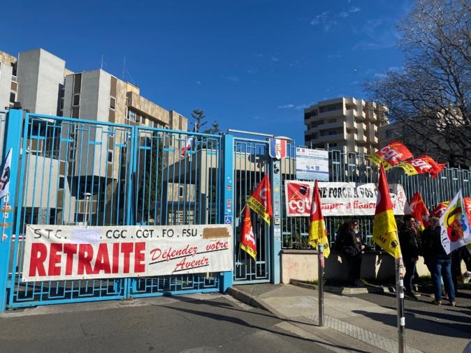 Bastia : Nouvelle journée de mobilisation contre la réforme des retraites