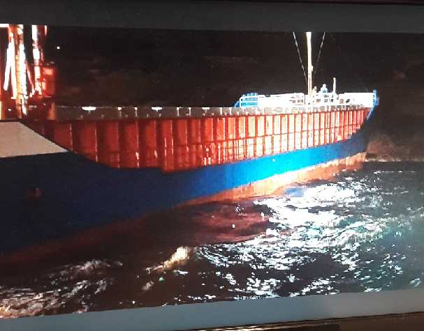 Cargo échoué à l'entrée des Bouches de Bonifacio : Prison avec sursis pour les marins du Rhodanus