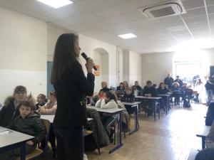 Journée portes ouvertes à St Paul d'Ajaccio: 4 nouvelles sections d'orientation