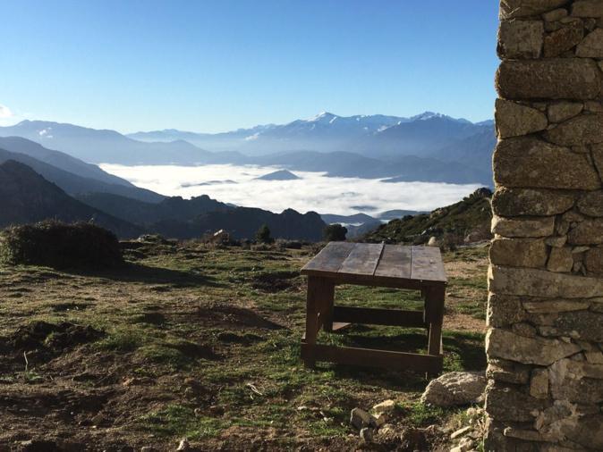 La photo du jour : au refuge de Lama
