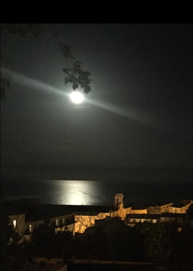 La première Super Lune de l'année