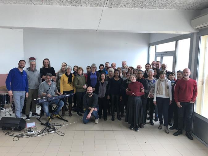 Quand le gospel s'invite en Corse
