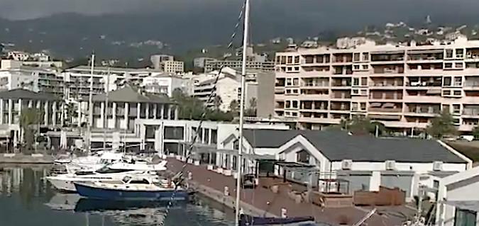 Bastia : Le maire interdit la circulation piétonne et routière sur le port de Toga