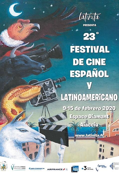Ajaccio : Le cinéma espagnol et latino-américain fait son festival  à l'Espace Diamant
