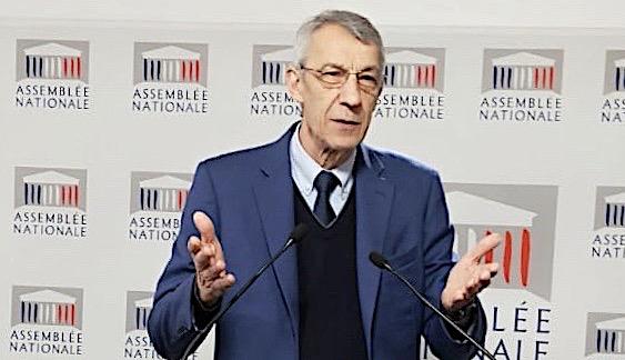 Michel Castellani défendra la proposition de loi ce jeudi à l'Assemblée Nationale