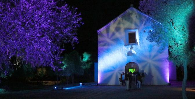 Les Invernale investissent la Chapelle Sainte Restitude ©Novellart2b