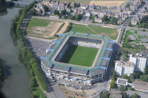 Plus de 1000 supporters du SCB sont attendus samedi soir au stade Duguauguez de Sedan