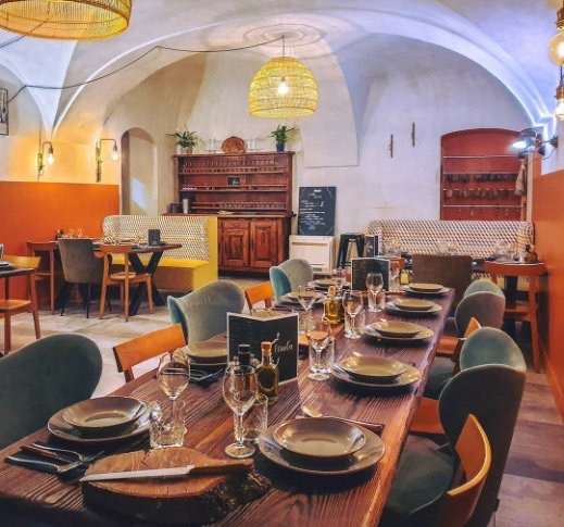 Photo : restaurant l'Isula