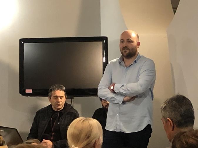 """Sébastien Céleri : """"Une ville idéale serait accessible à tout le monde et laisserait plus de place aux piétons"""""""