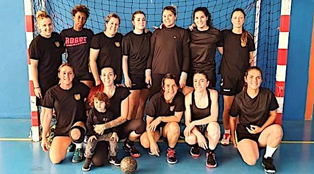 Hand-ball : Borgo Handball en 16ème de finale de la coupe de France