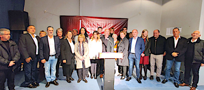 Municipales : U Core di Lisula présente sa liste