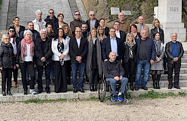 Municipales : Ajaccio change de visage, « une liste représentative de la population