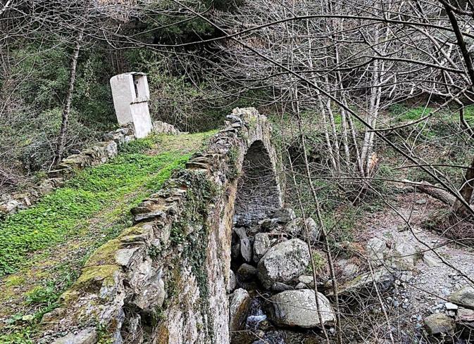 La photo du jour : u Ponte-Vecchiu di Mandriale