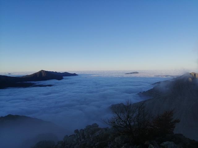 La météo du lundi 24 février 2020 en Corse