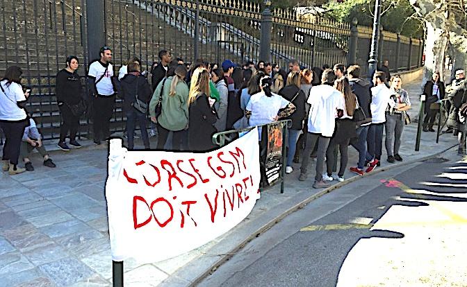Les salariés de Corse GSM, distributeur exclusif de SFR en Corse, en grève !