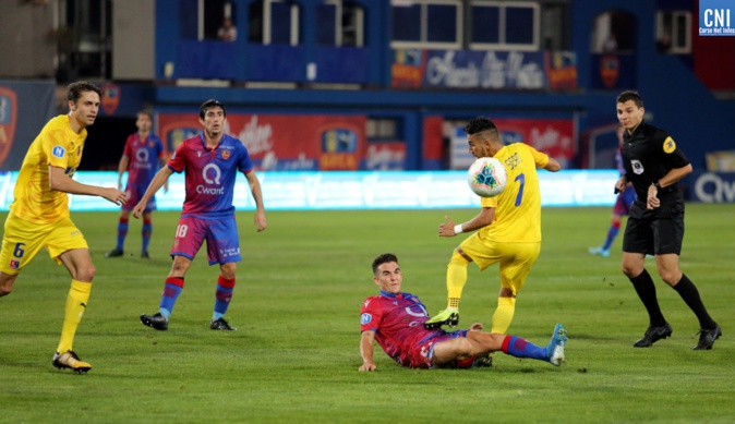 GFCA dominé à Boulogne (4-1)