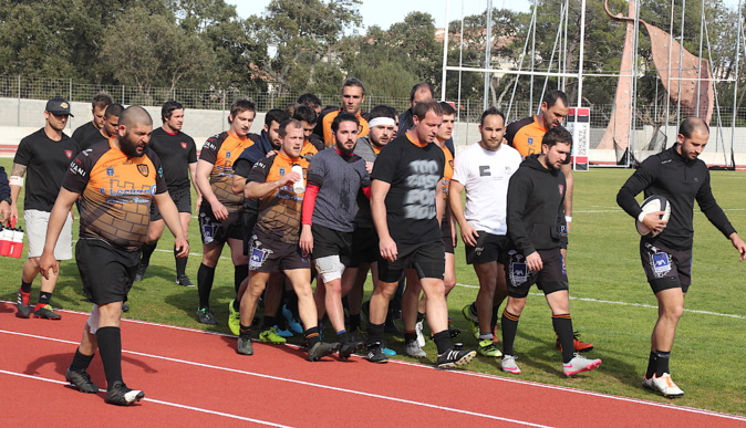 Rugby : Isula XV a fait trembler Huveaune